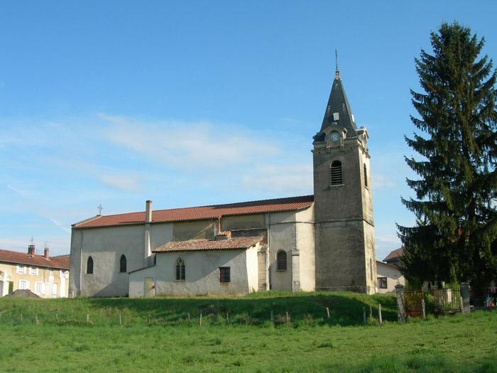 Eglise de Marlieux